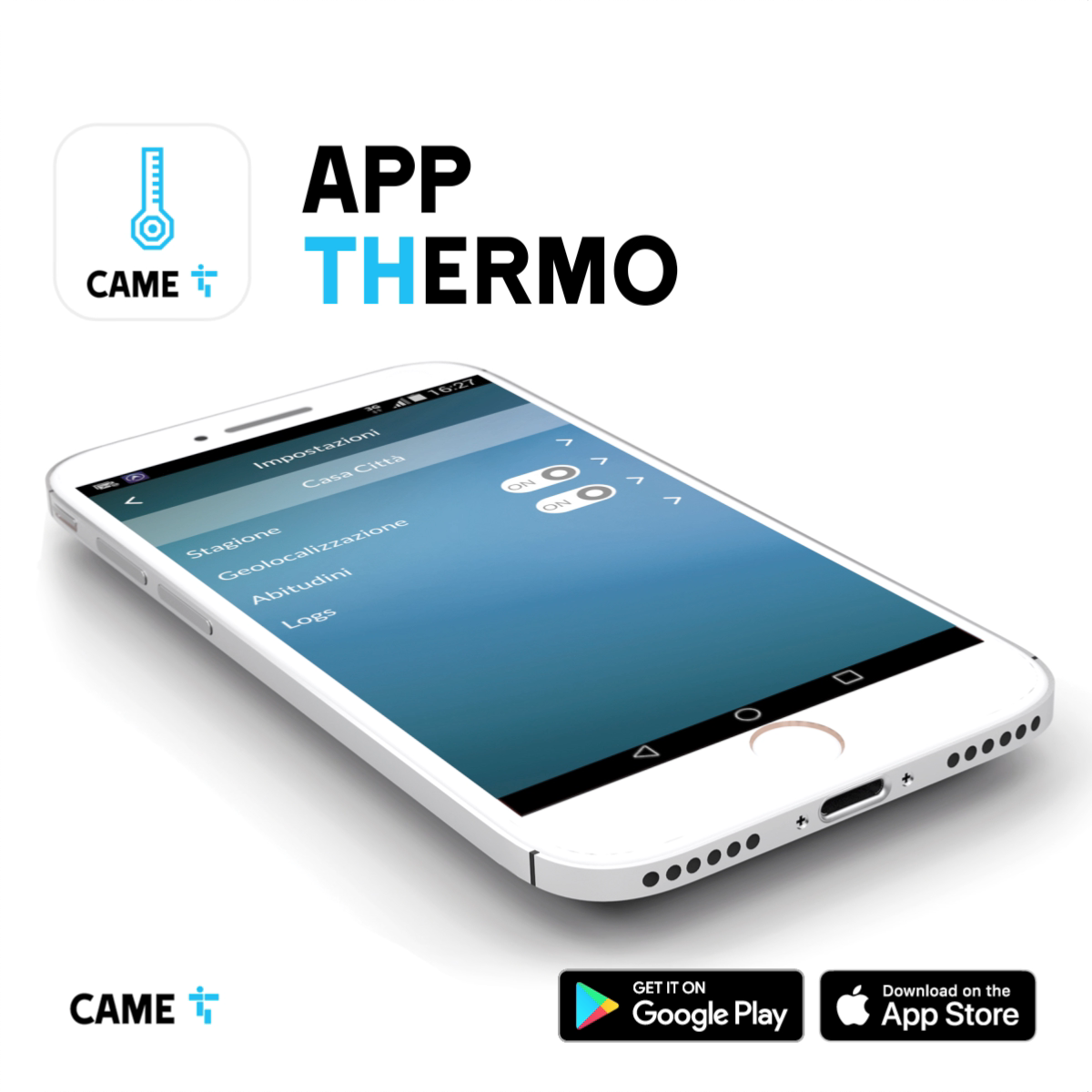 THERMO App
